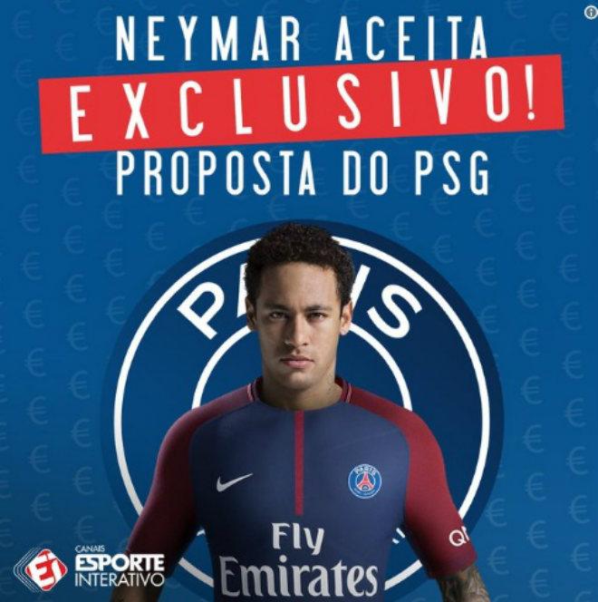 """Chuyển nhượng """"bom tấn"""": PSG trả Neymar 190 triệu bảng, sếp Barca chốt hạ"""