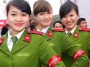 Giáo dục - du học - Học viện cảnh sát nhân dân tuyển sinh bằng mức điểm sàn của Bộ GD&ĐT