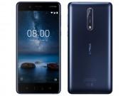 Nokia 8 có giá 15,7 triệu đồng, ra mắt cuối tháng 7