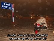 Cười 24H - Tin vịt: Hà Nội có phố mới sau bão số 2