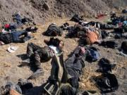 Thế giới - Lý do binh sĩ Iraq quyết ném khủng bố IS từ vách núi
