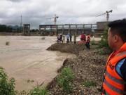 """Thanh Hóa: Báo cáo thiệt hại  """" lờ """"  2 người chết do mưa bão"""