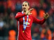 """Bóng đá - Chuyển nhượng MU: Ibrahimovic lộ dấu hiệu trở lại """"Quỷ đỏ"""""""
