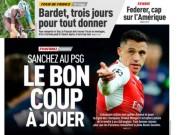 Bóng đá - Arsenal đẩy Sanchez 60 triệu bảng sang PSG: MU & Man City hết cửa