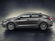Tin tức ô tô - Hyundai giới thiệu i30 Fastback đầy táo bạo