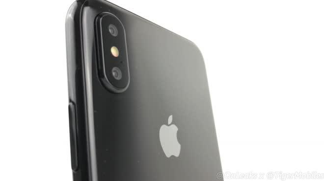 NÓNG: Video iPhone 8 đẹp ở mọi góc cạnh