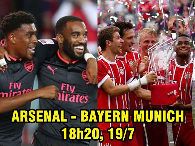 Chi tiết Arsenal - Bayern Munich: Giằng co loạt đấu súng (KT) - 8