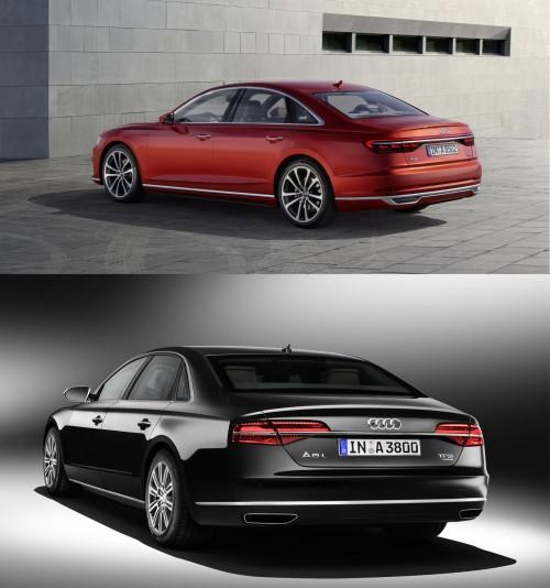 Audi A8 2018 so với A8 2014 có điểm gì khác biệt? - 4