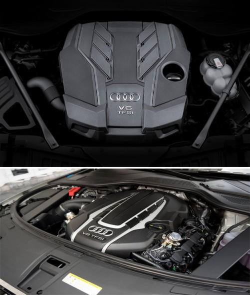 Audi A8 2018 so với A8 2014 có điểm gì khác biệt? - 8