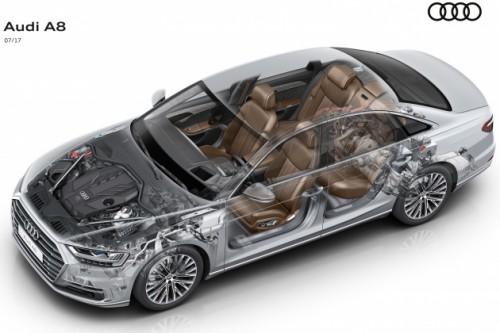 Audi A8 2018 so với A8 2014 có điểm gì khác biệt? - 9
