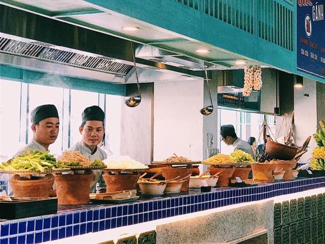 Du khách mê li chuỗi ẩm thực vừa ra mắt tại Cocobay Đà Nẵng