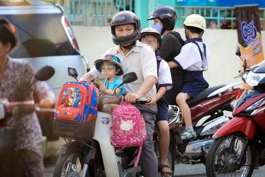 Vì sao trẻ sợ đi học? - 1