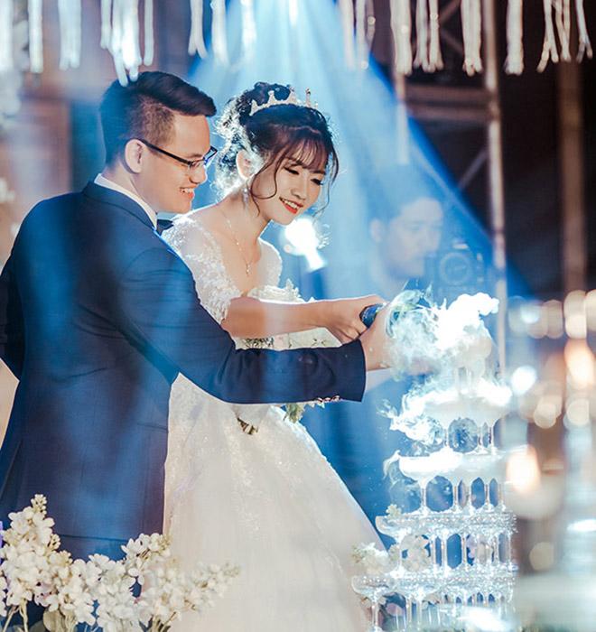 Đám cưới 10 tỷ của cặp đôi Hà thành sau 8 năm yêu - 6