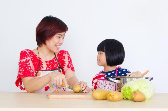 """Mẹ Nhật thông thái - """"siêu nhân"""" tiết kiệm của gia đình - 1"""