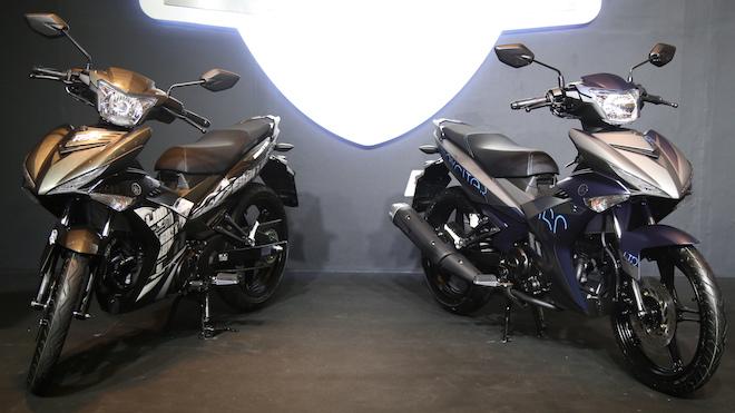 Yamaha tung 2 phiên bản giới hạn của Exciter 150