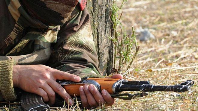 Lính Ấn Độ bắn chết chỉ huy vì… điện thoại di động - 1