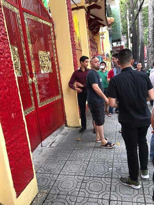 """Võ sư Vịnh Xuân """"vào hang cọp"""", Nam Huỳnh Đạo đóng cửa không tiếp - 3"""
