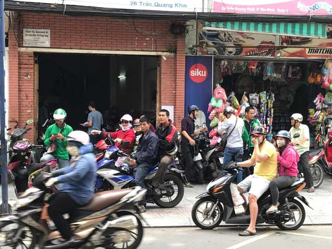 """Võ sư Vịnh Xuân """"vào hang cọp"""", Nam Huỳnh Đạo đóng cửa không tiếp - 13"""