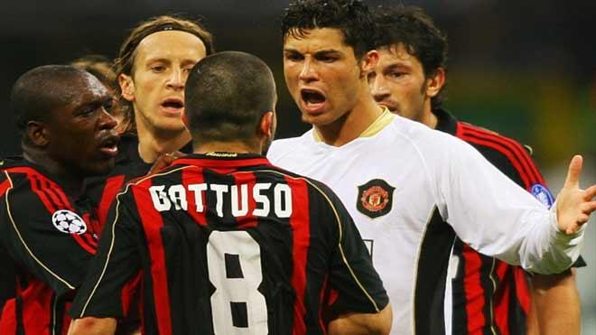 """Hung thần các siêu sao, Gattuso: """"Kẻ hủy diệt"""" khiến Ronaldo, Ibra phải sợ - 3"""