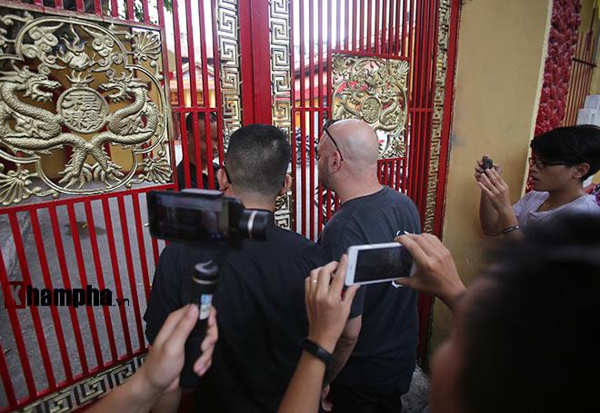 """Võ sư Vịnh Xuân """"vào hang cọp"""", Nam Huỳnh Đạo đóng cửa không tiếp - 5"""
