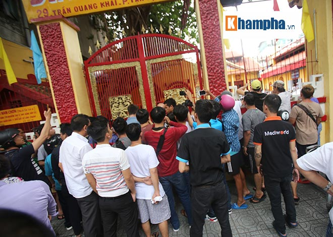 """Võ sư Vịnh Xuân """"vào hang cọp"""", Nam Huỳnh Đạo đóng cửa không tiếp - 6"""