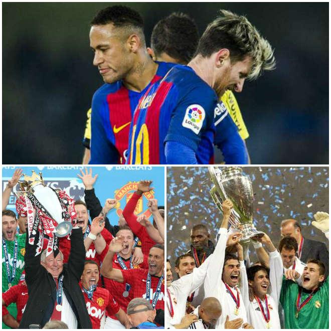 """Neymar đi, Messi mất truyền nhân: Barca dễ """"nát"""" như MU - 2"""