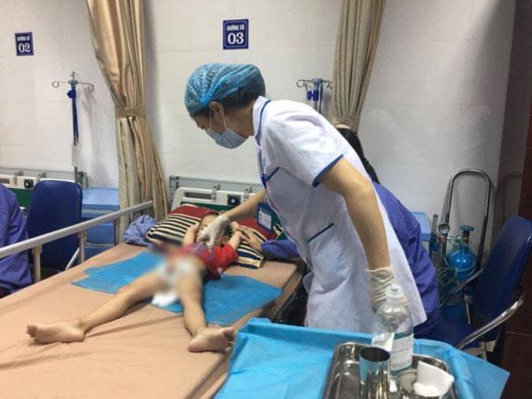 Thông tin mới nhất vụ 37 trẻ bị sùi mào gà sau cắt bao quy đầu - 1