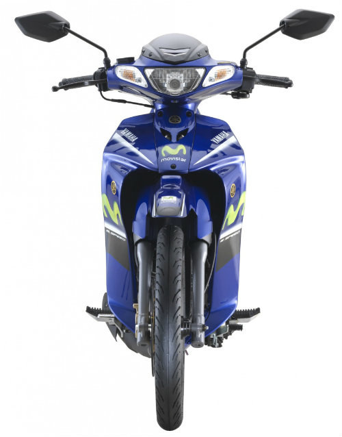 2017 Yamaha Y125ZR MotoGP giá 46,9 triệu đồng lên kệ - 5