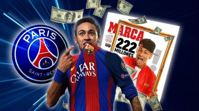 """Thuyết âm mưu: PSG mua Neymar để """"trả thù"""" Barca và Real - 3"""