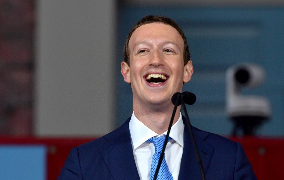 Tăng 3,5 tỷ USD, tài sản của Mark Zuckerberg lại lập đỉnh mới - 1