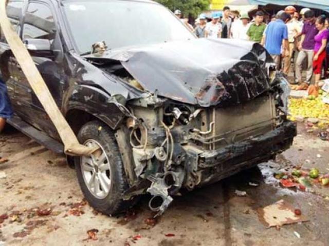 Lộ diện lái xe biển xanh gây tai nạn khiến 5 người thương vong - 2