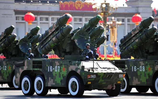 Trung Quốc mạnh cỡ nào nếu chiến tranh tổng lực với Ấn Độ? - 1