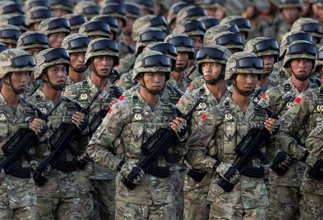 Trung Quốc mạnh cỡ nào nếu chiến tranh tổng lực với Ấn Độ? - 4