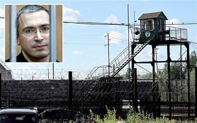 Nhật ký chốn ngục tù của cựu tỷ phú giàu nhất nước Nga - 1