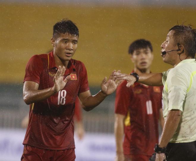 U23 Đông Timor quây trọng tài, tố bị U23 Việt Nam đánh nguội - 6