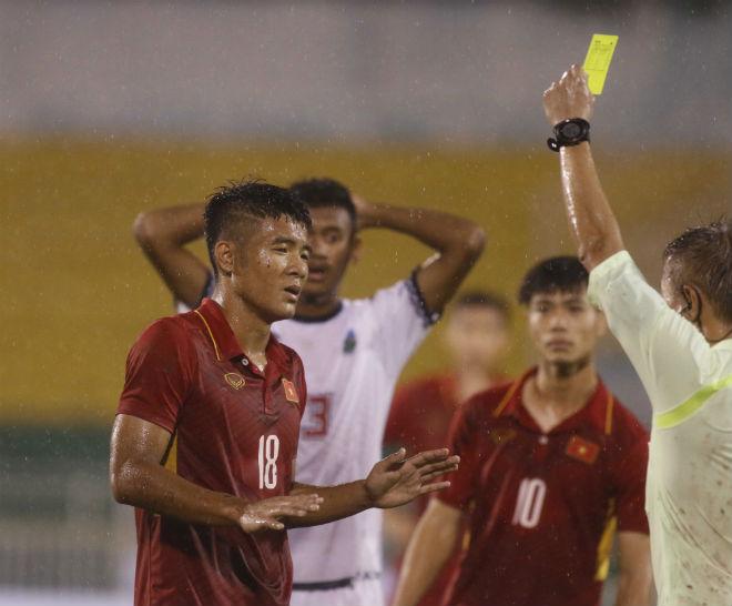 U23 Đông Timor quây trọng tài, tố bị U23 Việt Nam đánh nguội - 7