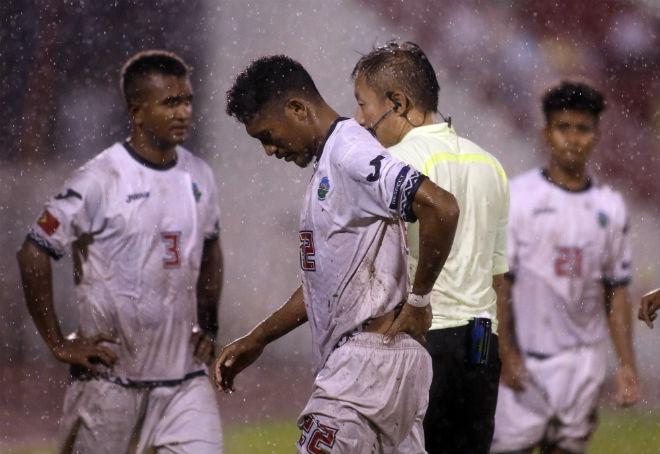 U23 Đông Timor quây trọng tài, tố bị U23 Việt Nam đánh nguội - 8