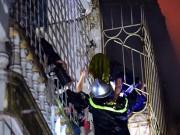 Tin tức trong ngày - Hà Nội: Cháy nhà 4 tầng trong đêm, 2 mẹ con tử vong