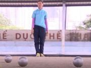 Thể thao - SEA Games: Thái Lan quá mạnh - Malaysia gây khó, bi sắt VN bất lợi