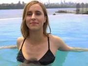 Du lịch - Cận cảnh bể bơi vô cực có tầm nhìn đẹp xuất sắc, ai cũng muốn trải nghiệm một lần