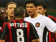"""Hung thần các siêu sao, Gattuso:  """" Kẻ hủy diệt """"  khiến Ronaldo, Ibra phải sợ"""