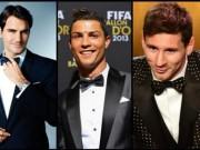 Siêu nhân Federer: Ronaldo - Messi cũng không sánh bằng (Phần 2)