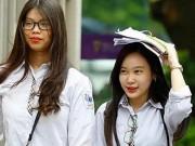 Nhiều trường công bố danh sách thí sinh trúng tuyển đại học