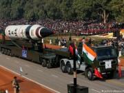 Tên lửa hạt nhân Ấn Độ có thể bắn tới bất kì nơi nào ở TQ