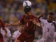 Bóng đá - U23 Việt Nam thủy chiến, sự cố bất ngờ, khán giả thót tim