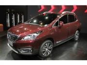 Tư vấn - Peugeot 3008 bản nâng cấp về Việt Nam giá 1,11 tỷ đồng