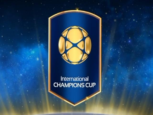 Kết quả thi đấu bóng đá International Champions Cup 2017