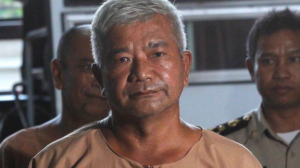 Tướng Thái Lan lĩnh 27 năm tù giam vụ buôn người chấn động - 1