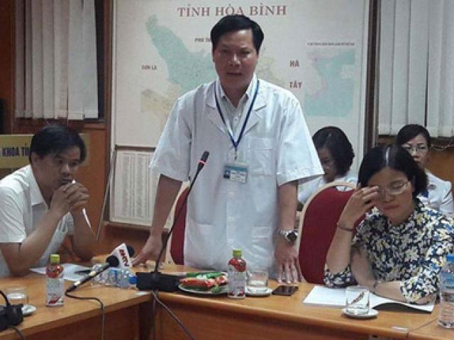 Vụ chạy thận 8 người chết: Cách chức Giám đốc bệnh viện - 2