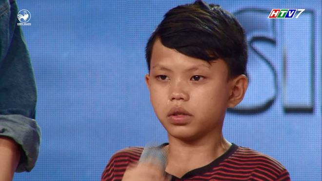 Cẩm Ly khóc nghẹn vì cậu bé 12 tuổi muốn làm nghề sửa xe - 1